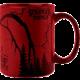 Hrnek Stranger Things - Mind Flayer, 315 ml