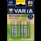 VARTA nabíjecí baterie Recycled AA 2100 mAh, 5+1ks  + Nakupte alespoň za 2 000 Kč a získejte 100Kč slevový kód na LEGO (kombinovatelný, max. 1ks/objednávku)