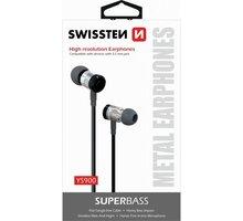 SWISSTEN SuperBass YS900, černá - 933051