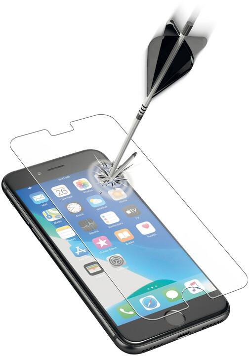 Cellularline Glass ochranné tvrzené sklo pro Apple iPhone SE (2020)