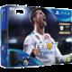 PlayStation 4 Slim, 1TB, černá + FIFA 18  + PlayStation Magazín v ceně 100 Kč