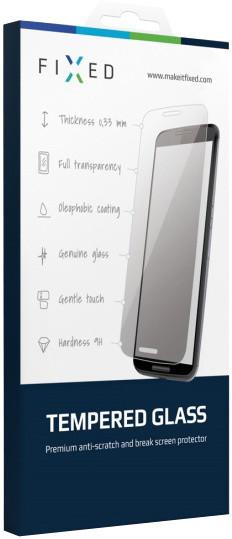 FIXED ochranné tvrzené sklo pro Huawei Ascend Y550, 0.33 mm