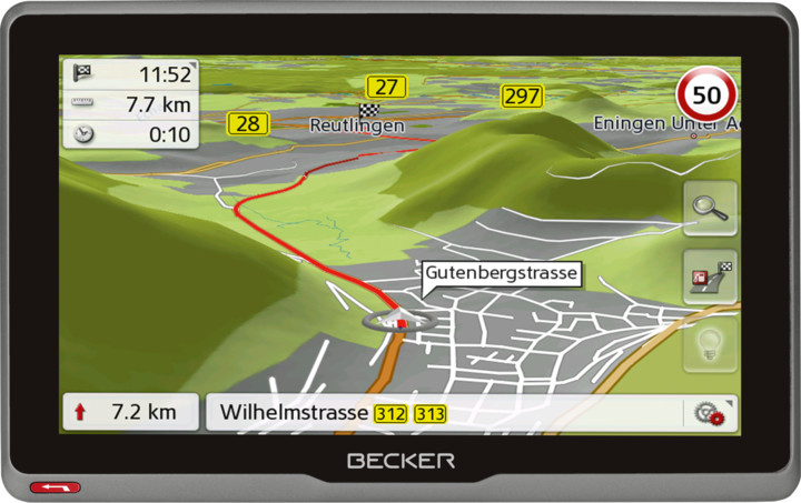 Becker Transit.7sl EU