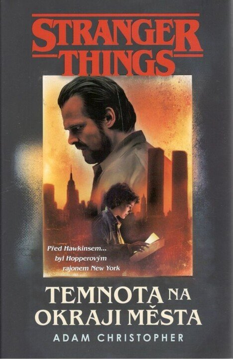 Komiks Stranger Things: Temnota na okraji města