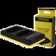 Patona nabíječka pro foto Dual Quick Canon LP-E10 USB 500 Kč sleva na příští nákup nad 4 999 Kč (1× na objednávku)
