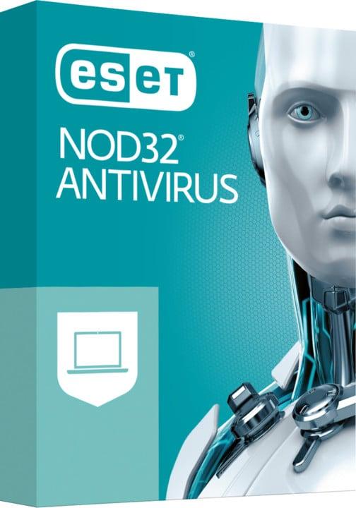 ESET NOD32 Antivirus pro 4 PC na 3 roky, prodloužení licence