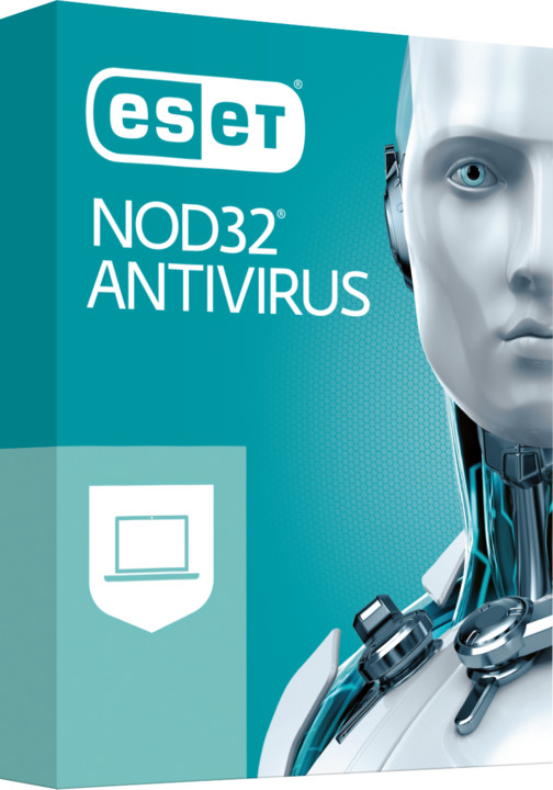 ESET NOD32 Antivirus pro 3 PC na 1 rok