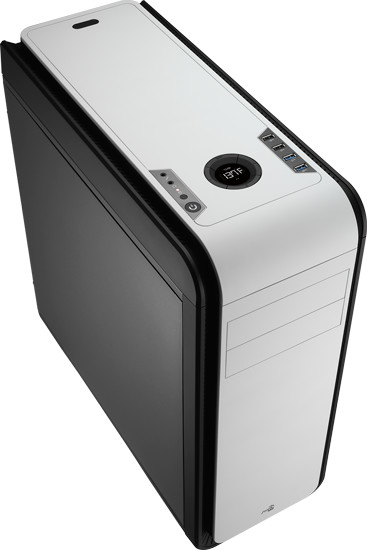 Aerocool DS 200 Black/White Edition