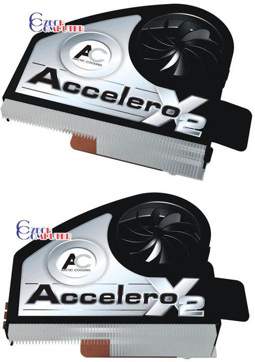 Arctic Cooling Accelero X2