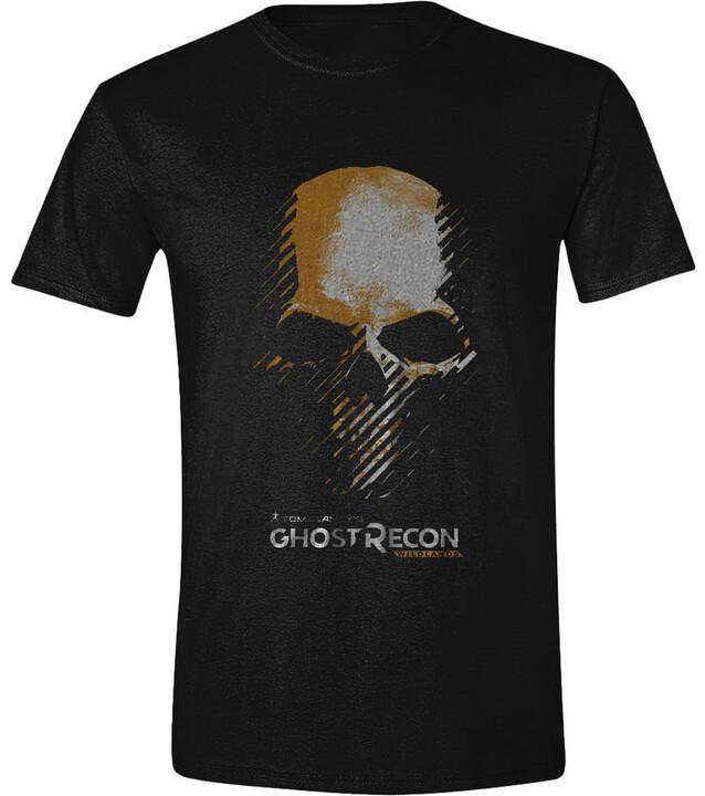 Tričko Ghost Recon: Wildlands - Color Skull (XL)
