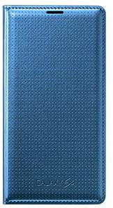 Samsung pouzdro EF-WG900B pro Galaxy S5 (SM-G900), modrá