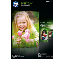 HP EveryDay Photo Paper Q2510A 200g/m2, A4, 100 listů