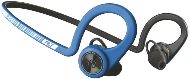 Plantronics Backbeat FIT (Edition 2017), modrá