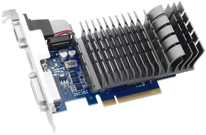 ASUS 710-2-SL-BRK, 2GB GDDR3