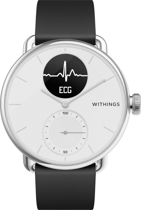 Withings Scanwatch 38mm, White