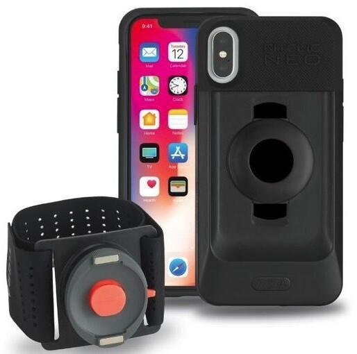 TigraSport sada FitClic Neo Runner pro iPhone X/XS