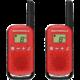 Motorola TLKR T42, červená, vysílačky