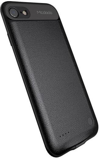 Mcdodo zadní kryt s baterií 3650mAh pro Apple iPhone 7 Plus, černá
