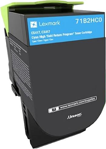 Lexmark CS/X417, cyan