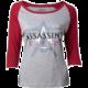 Tričko Assassin's Creed - Crest Logo, dámské (XXL)