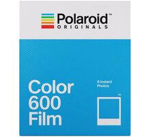 Polaroid Originals barevný film pro Polaroid 600, bílý rámeček, 8 fotografií - 108860