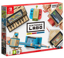 Nintendo Labo - Variety Kit (SWITCH) - NSS500