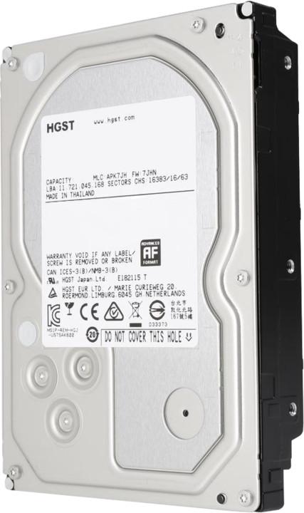 HGST Deskstar NAS - 6TB