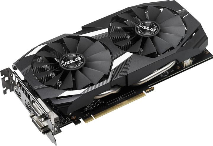 ASUS GeForce GTX 1050 Ti DC2 OC edition, 4GB GDDR5