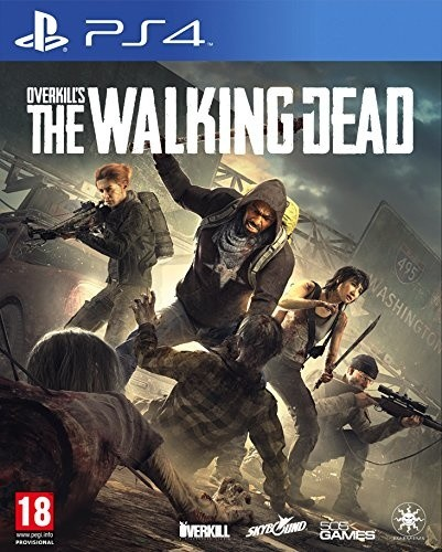 Overkill's The Walking Dead (PS4)