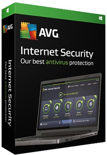 AVG Internet Security 2016, 1 licence (24 měs.) ESD