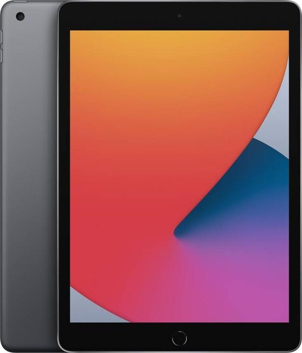 "Apple iPad 2020 (8. gen.), 10,2"", 128GB, Wi-Fi, Space Gray"