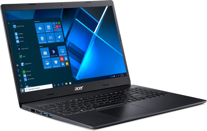 Acer Extensa 215 (EX215-52-30X1), černá