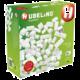 Kuličková dráha HUBELINO, bílé kostky, 120ks
