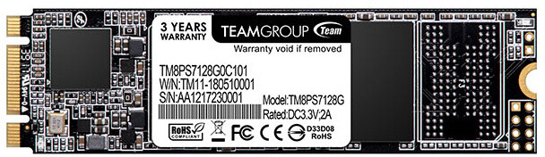 Team TEAMGROUP MS30, M.2 - 128GB