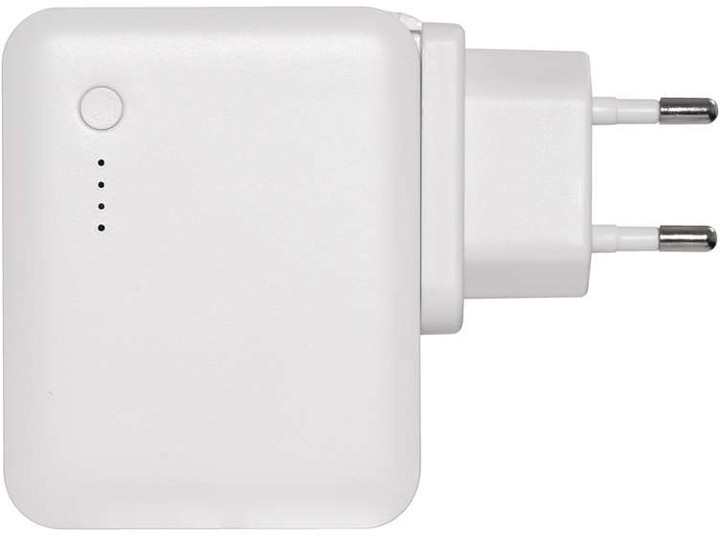 Emos USB adaptér smart s powerbankou