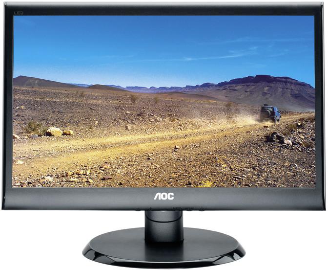 """AOC e950Swdak - LED monitor 19"""""""