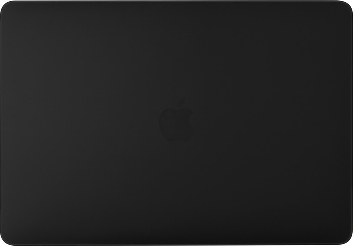 """EPICO plastový kryt Shell Cover MATT pro MacBook Air 13"""" (2018/2020), černá"""