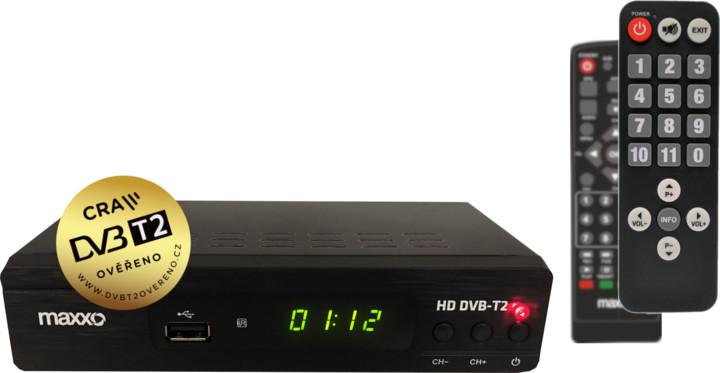 Maxxo T2 H.265 Senior, DVB-T2