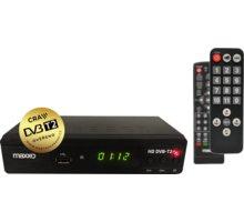 Maxxo T2 H.265 Senior, DVB-T2 - ZBRE50403 + Kabel Maxxo HDMI, 1m v ceně 99 Kč