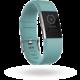 Fitbit Charge 2, L, modrozelená