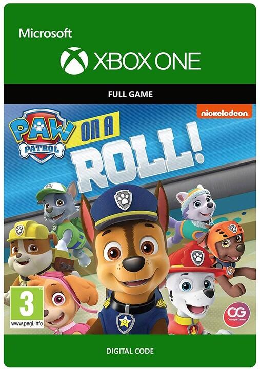 Paw Patrol: On a Roll (Xbox ONE) - elektronicky