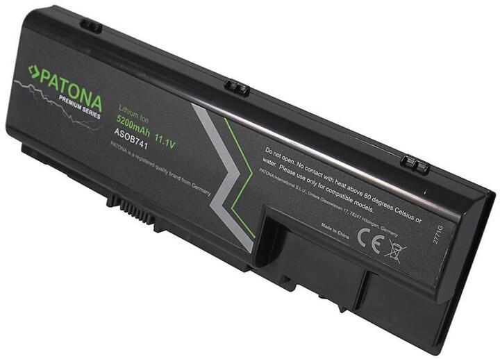 Patona baterie pro ntb Acer Aspire 5310 5200mAh Li-Ion 11,1V PREMIUM