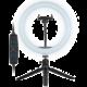 Tracer LED Ring Lamp, mini tripod