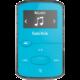 SanDisk Sansa Clip Jam 8GB, modrá