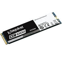 Kingston KC1000 NVMe PCIe SSD M.2 - 240GB