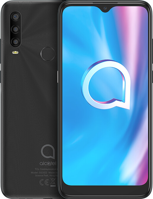 Alcatel 1SE 2020 (5030F), 4GB/64GB, Power Gray