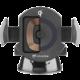 CellullarLine univerzální držák Pilot Active s přísavkou a funkcí bezdrátového nabíjení, černá  + Voucher až na 3 měsíce HBO GO jako dárek (max 1 ks na objednávku)