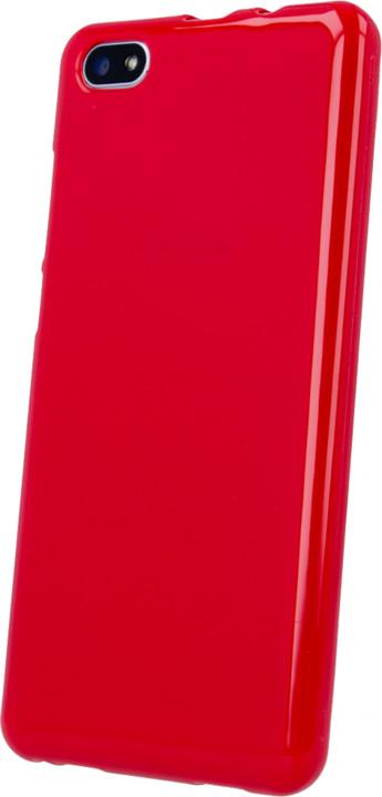 myPhone silikonové pouzdro pro PRIME 2, červená