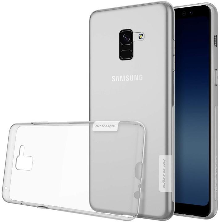 Nillkin Nature TPU pouzdro pro Samsung A530 Galaxy A8 - Transparent
