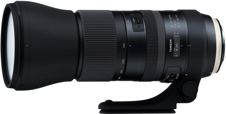 Tamron SP 150-600mm F/5-6.3 Di VC USD G2 pro Nikon